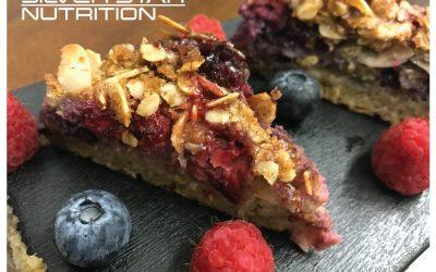 Taste Bud Tuesday – Oatmeal Berry Bake