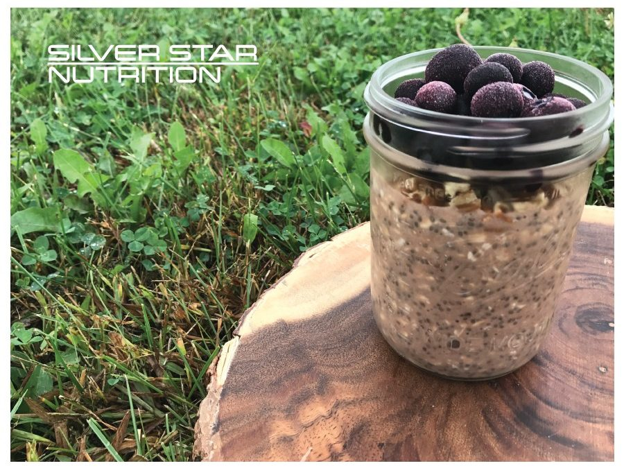 Taste Bud Tuesday - Overnight Oats | Silver Star Nutrition
